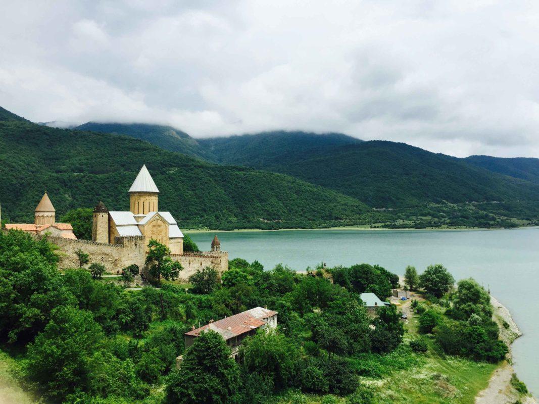 Narikala Fortress UNESCO Site in Georgia