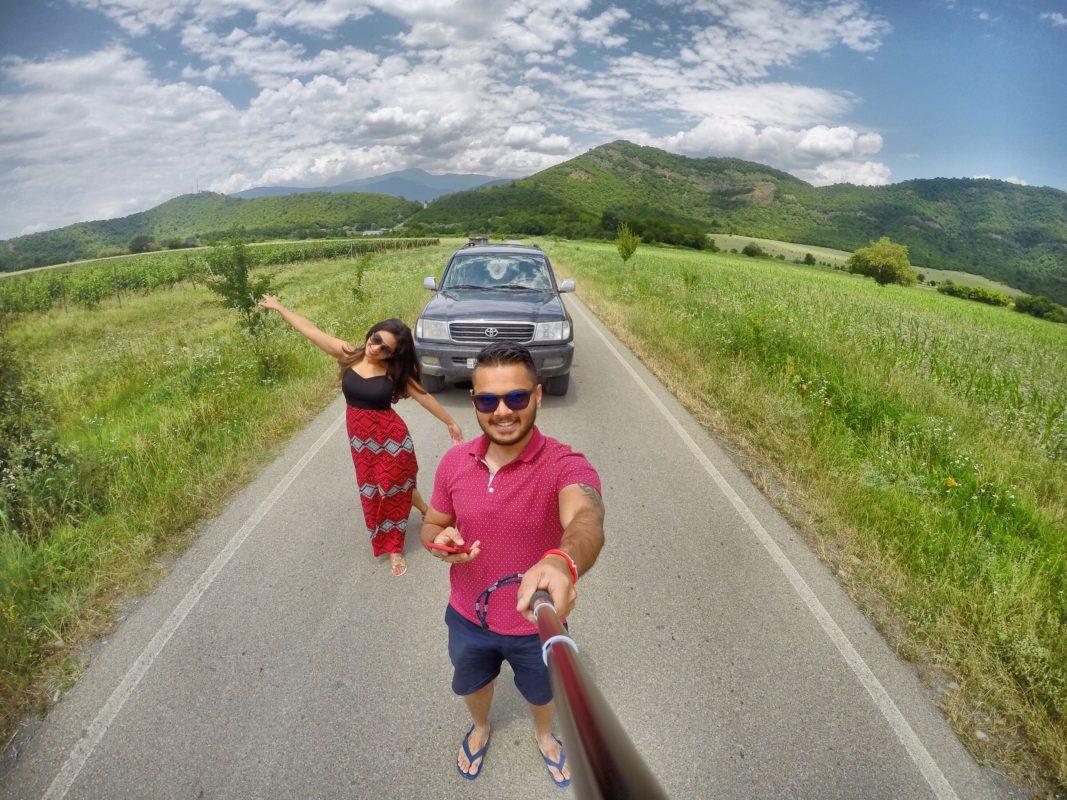 10 day Itinerary of Georgia:Kakheti Vineyards
