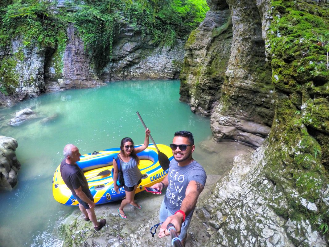 10 day Itinerary of Georgia:Martvili Canyon