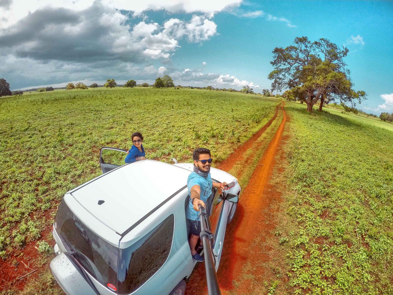 Drive through Zanzibar