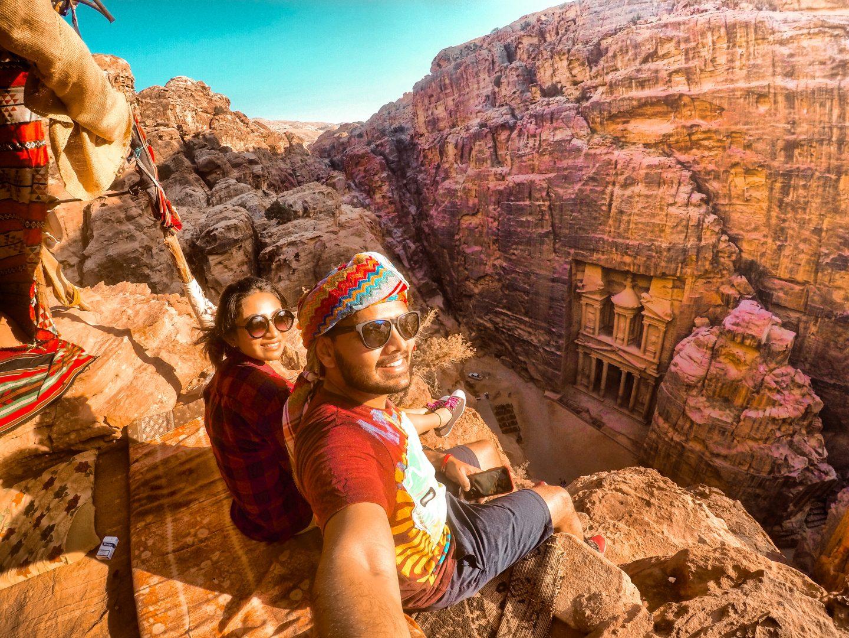 A must visit in Jordan-Petra