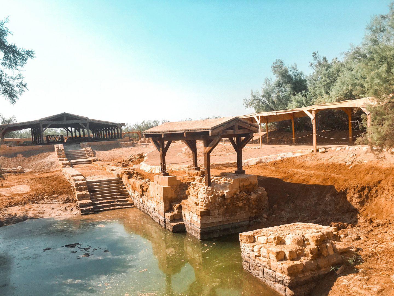 The Baptism Site in Jordan