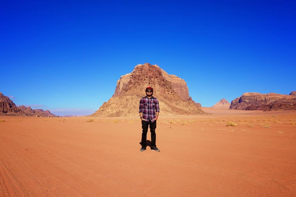 Wadi Rum is a must visit in Jordan