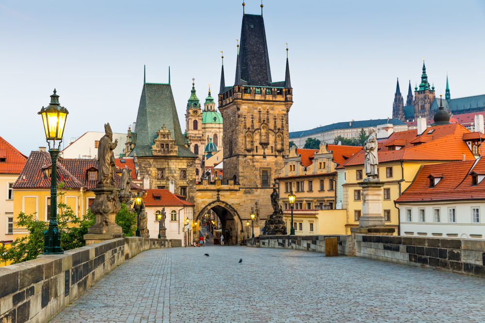 How To See Prague in 48 hours-Couple Of Travels