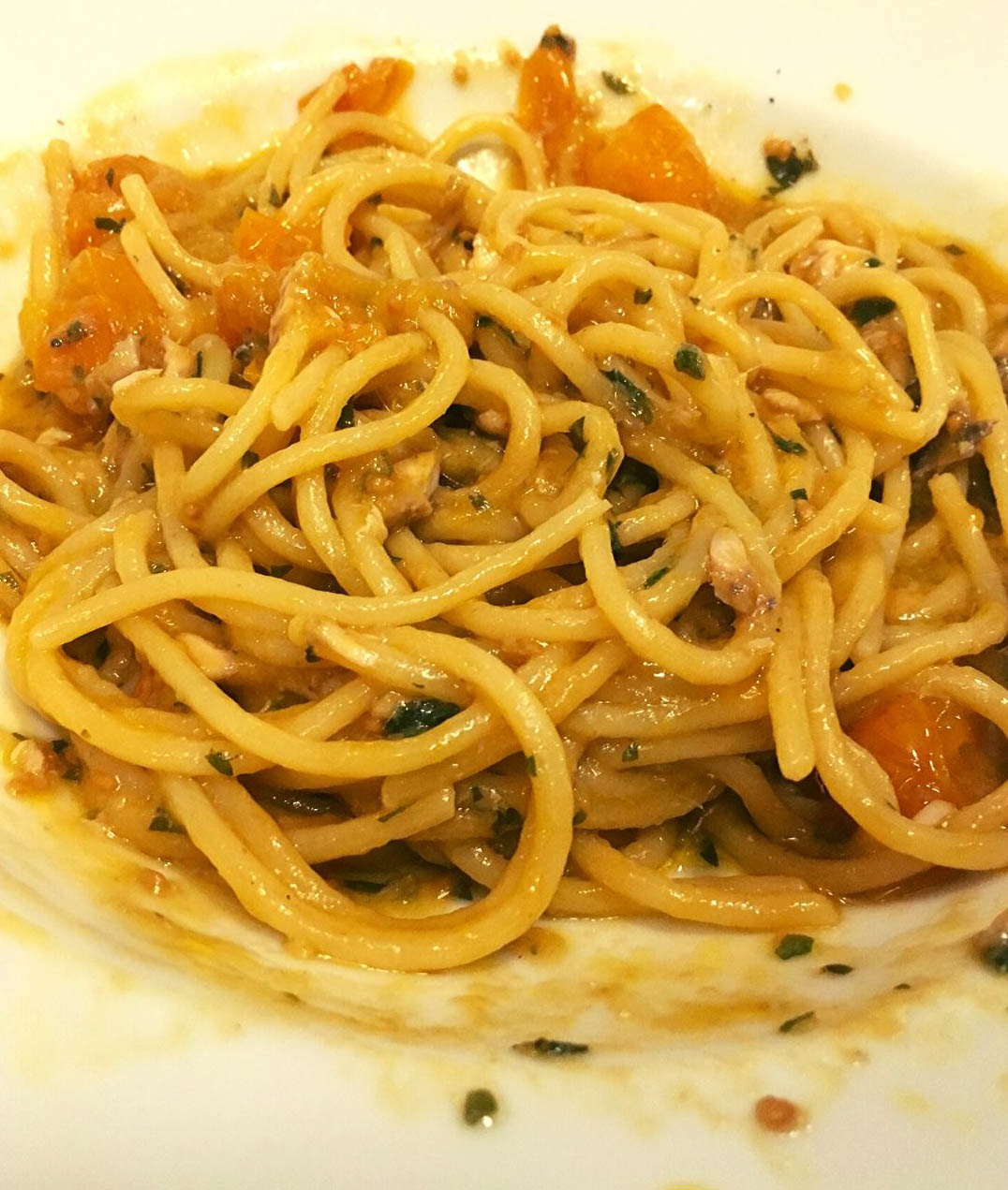 Insanely Delicious Food To Eat In Naples- Neapolitan pasta