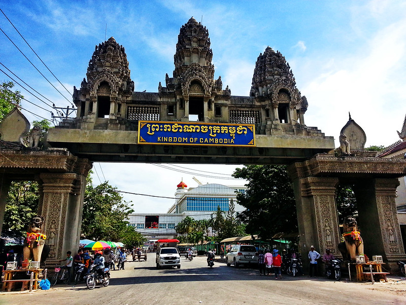 Travel Scams in Thailand - Thailand-Cambodia Border