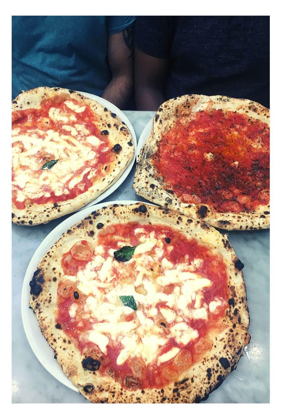 La' Antica Pizzeria Da Michele Naples