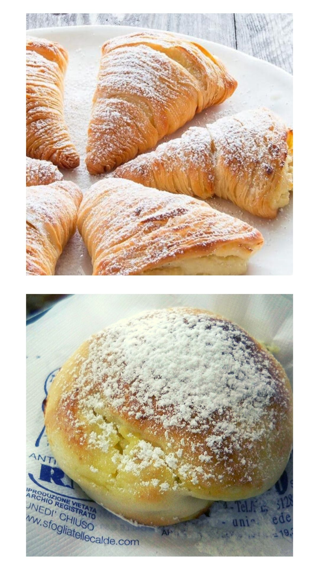 Insanely Delicious Food To Eat In Naples- Sfogliatelle