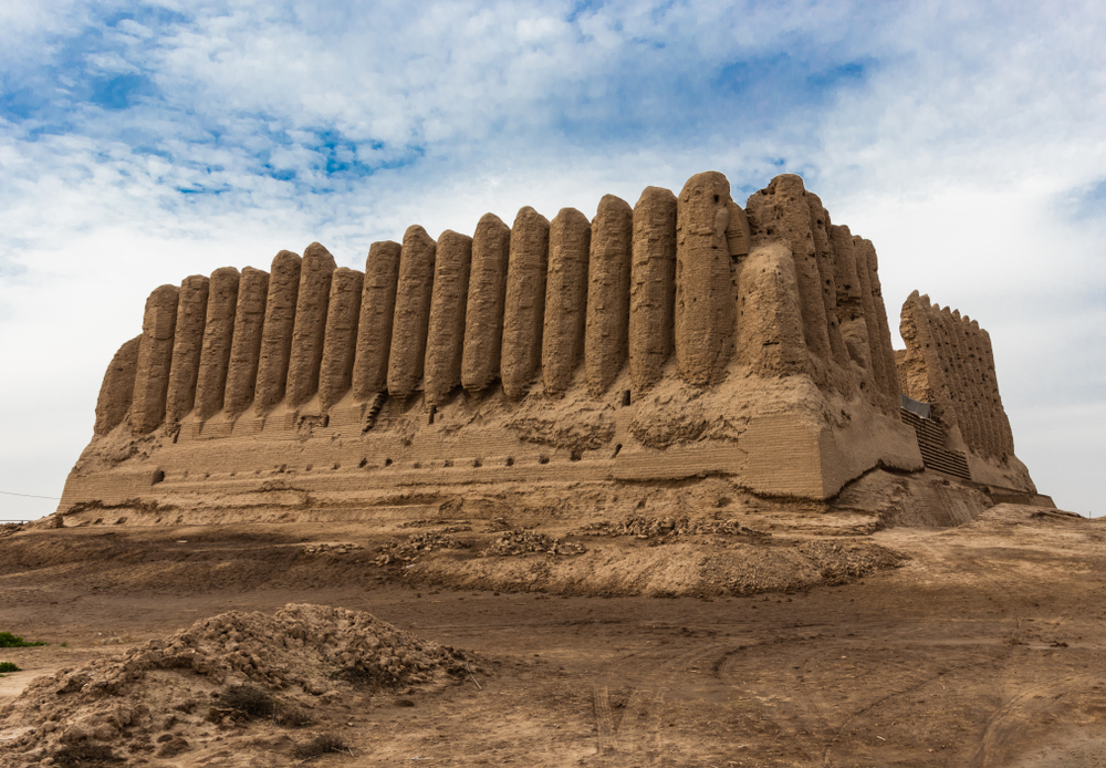 The ancient city of Merv