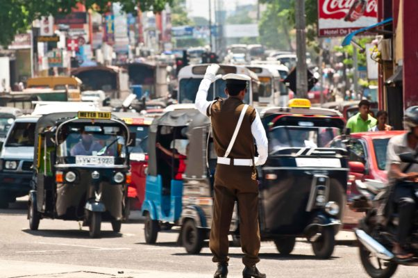 Driving In Sri Lanka As A Tourist