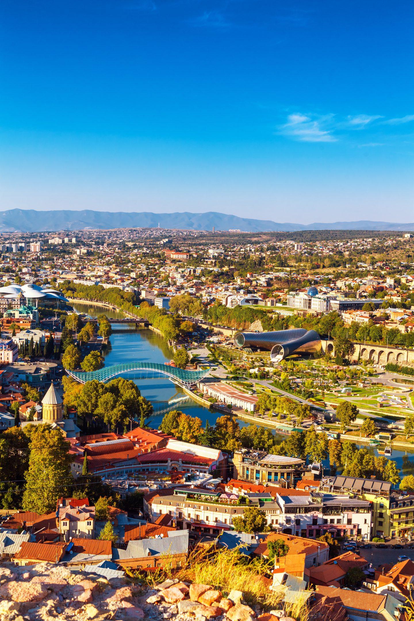 Heart of Tbilisi,Georgia